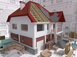 Hausmodernisierung finanziert mit Fördermittel und Modernisierungsdarlehen