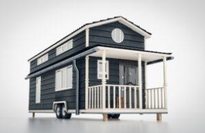Tiny house  langfristig finanziert